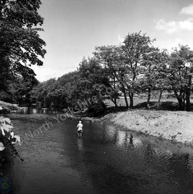 Fishing, River Nidd, Hampsthwaite